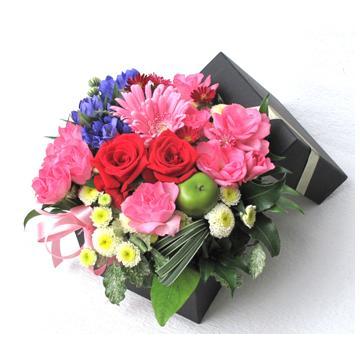 <フジテレビフラワーネット> 感謝と愛を込めたBox/A550画像