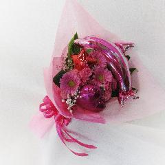 ☆ドルフィン☆花束ピンク