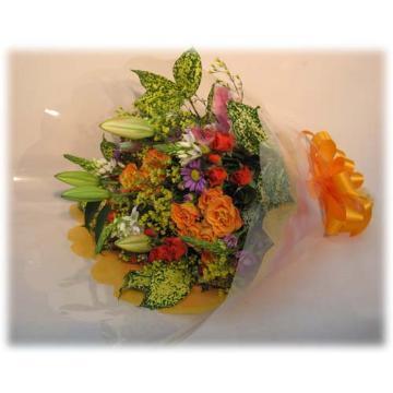 SPバラの花束
