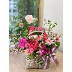 Picnic Basket Arrangement