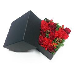Box flower pavane