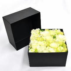 Box flower engel feather