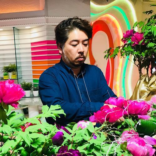 野田 誠氏アーティスト画像