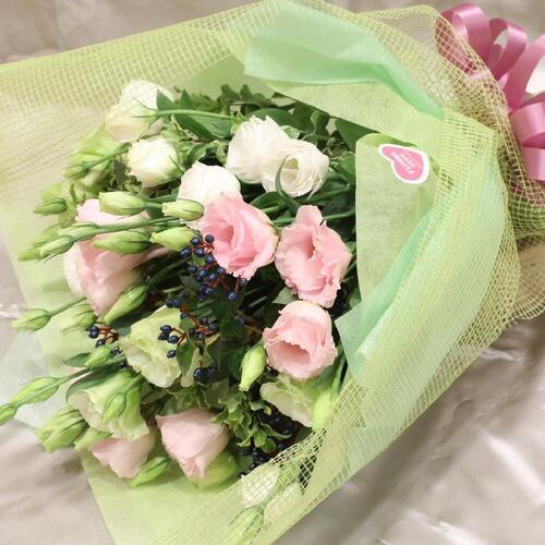 お花 プレゼント めざまし